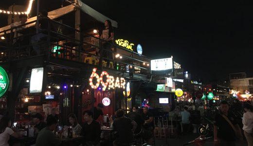 タイ・バンコクナンパ概論【ストリート編】